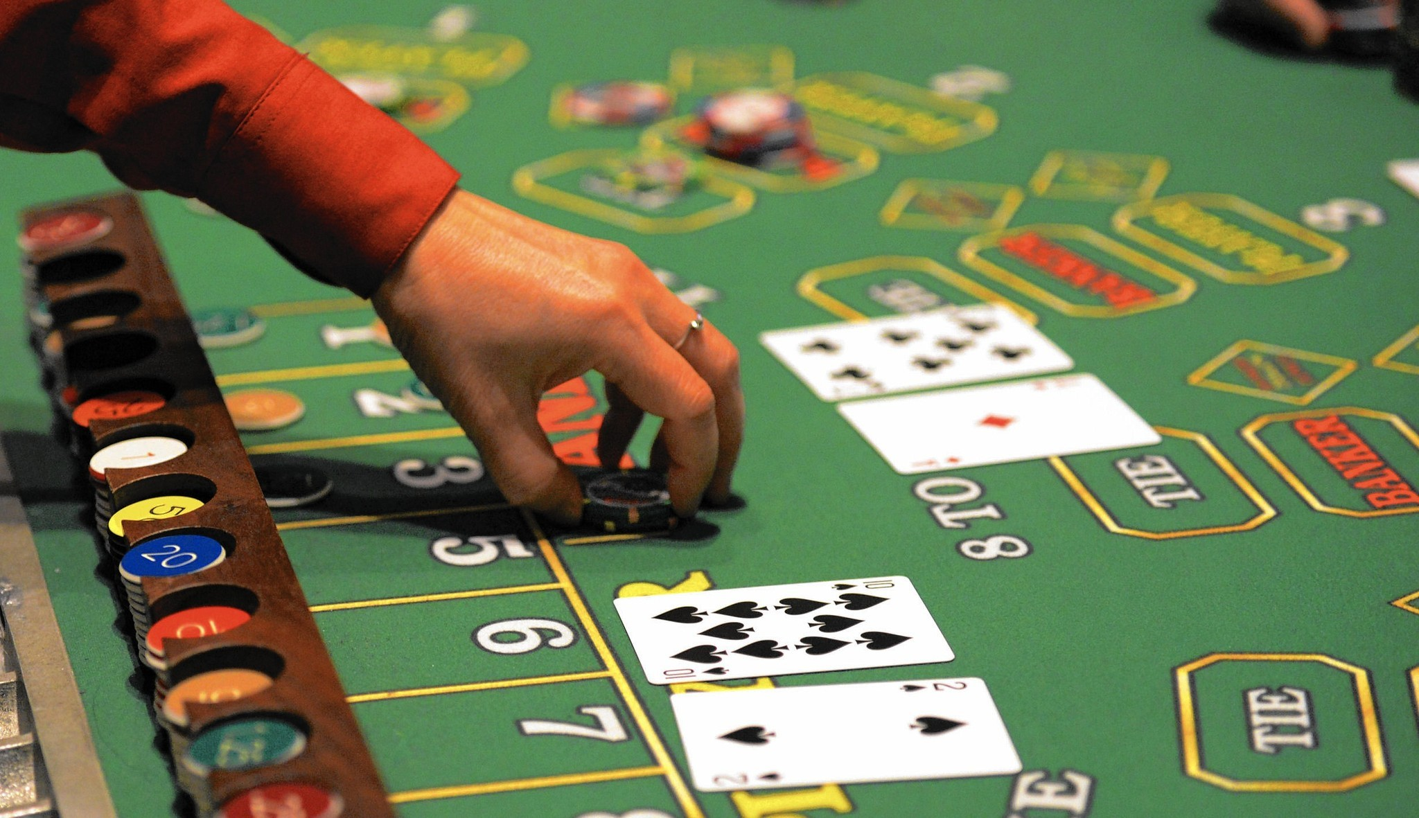 Blackjack The game with the best odds