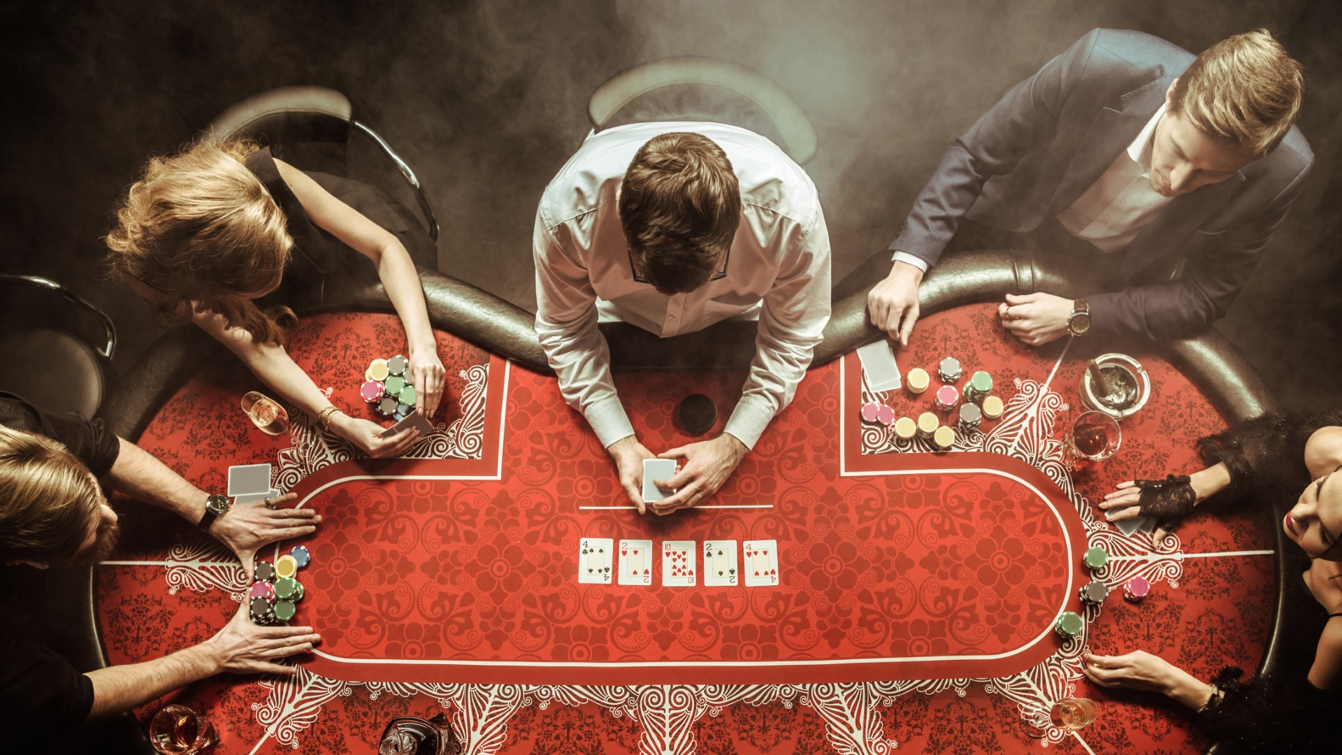 Poker Game Rules – Official and Tricks
